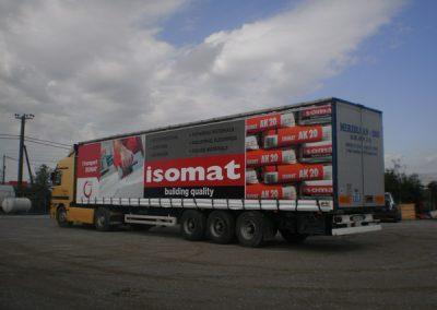 Μουσαμάδες Φορτηγών